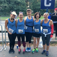 MMC Faculty Take Part in NYRR Grete's Great Gallop