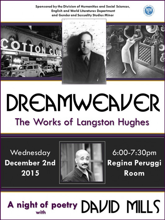 the life and works of langston hughes Here is a collection of the all-time best famous langston hughes poems on poetrysoup  son, i'll tell you: life for me ain't been no crystal stair  of work the .