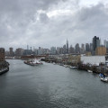 View of Manhattan from Newtown Creek