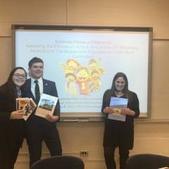 Addy & Uno/Realabilities Research Team presenting at the 30th Annual Greater New York Behavio...