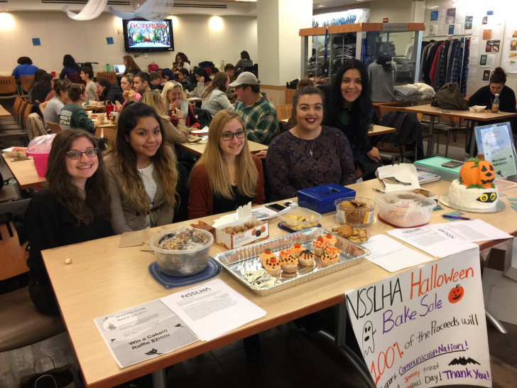 MMC's Speech Club NSSLHA Chapter raising money and awareness for CommunicAID + Nation
