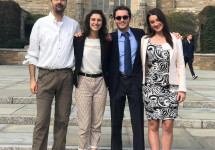 Dr. Andreas Hernandez and MMC's 2018 Policy Competitors
