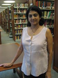 Dr. Vandana Rao Ph.D.
