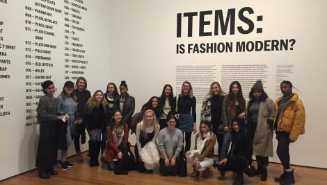 Business Concentration Fashion Marketing Marymount Manhattan College