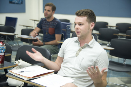 Liberal arts courses provide students with a strong foundation at MMC.