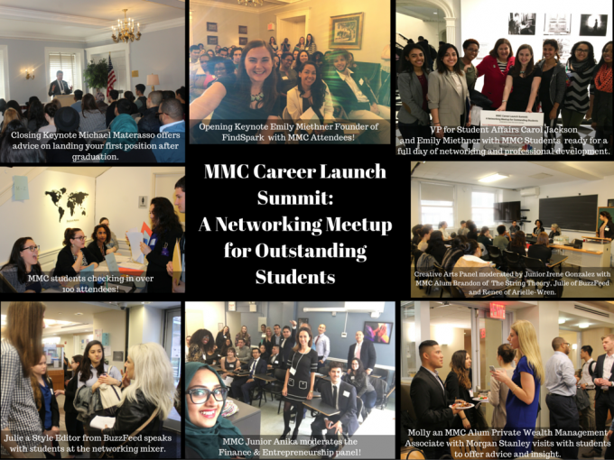 1st Annual MMC Career Launch Summit