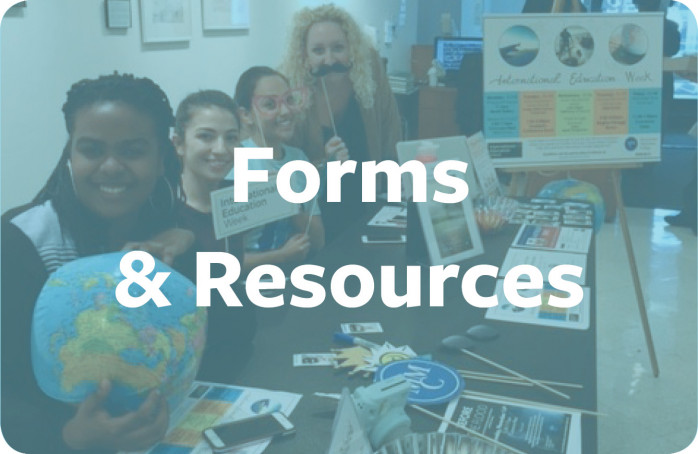 Forms & Resources button