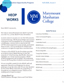 HEOP Newsletter third edition
