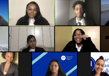 Virtual meeting of the HEOP 2021-2022 Leadership Council