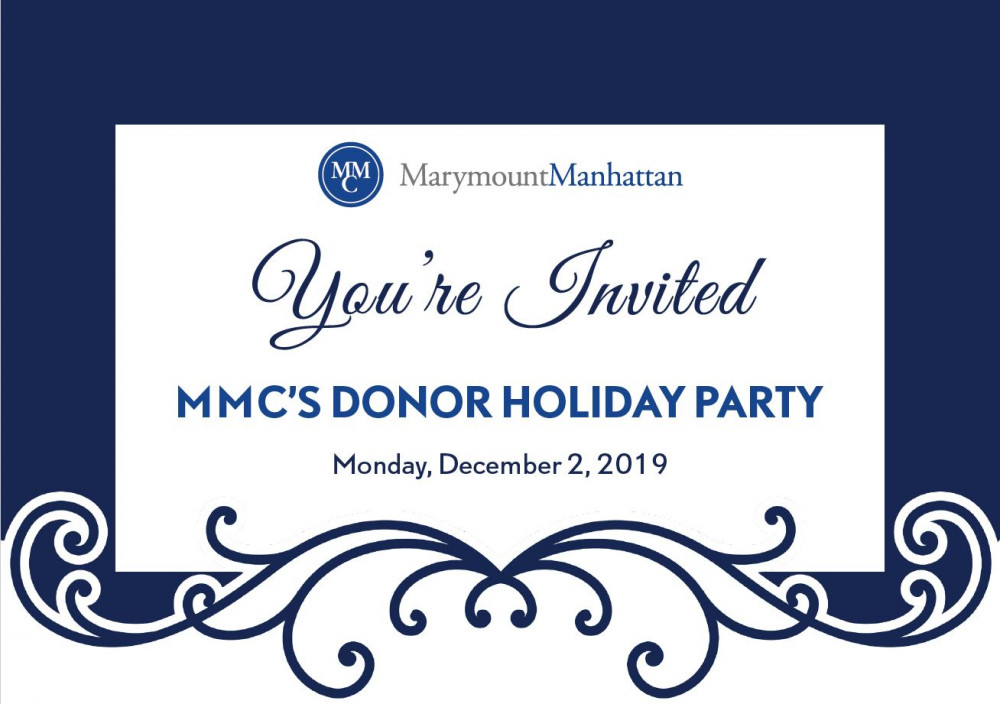 Donor Holiday Party 2019