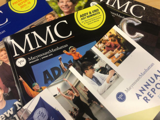 MMC Magazine and Annual Report