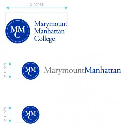 Institutional Advancement Logos Marymount Manhattan College