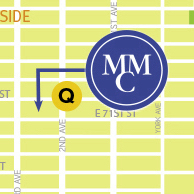 Marymount Manhattan College Map