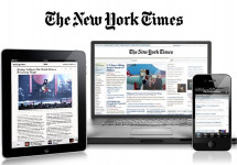 New York Times digital picture