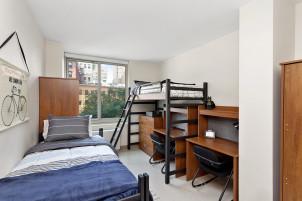 Residence Life Cooper Square Floor Plans Marymount