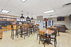 Nugent Lounge & Starbucks