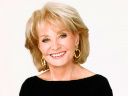 Barbara Walters, journalist