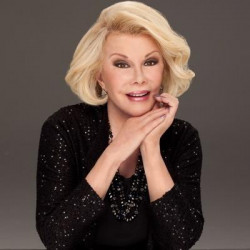 Joan Rivers, comedian