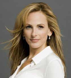 Marlee Matlin, actress