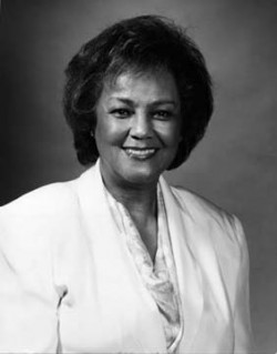 Jewel Lafontant, first female deputy solicitor general of the United States