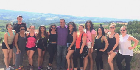 Each summer, MMC students have traveled to Perugia, Italy with Dr. Peter Naccarato for a five-week study program at the Umbra Institute.