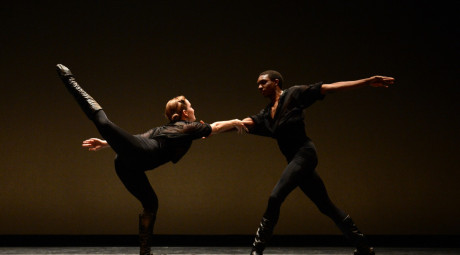 Choreography by Lar Lubovitch