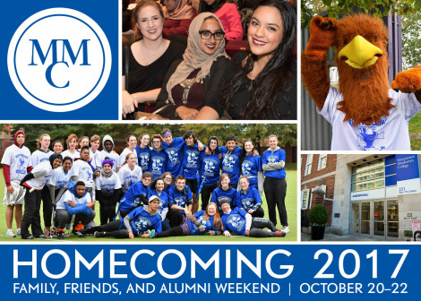 MMC Homecoming 2017 collage