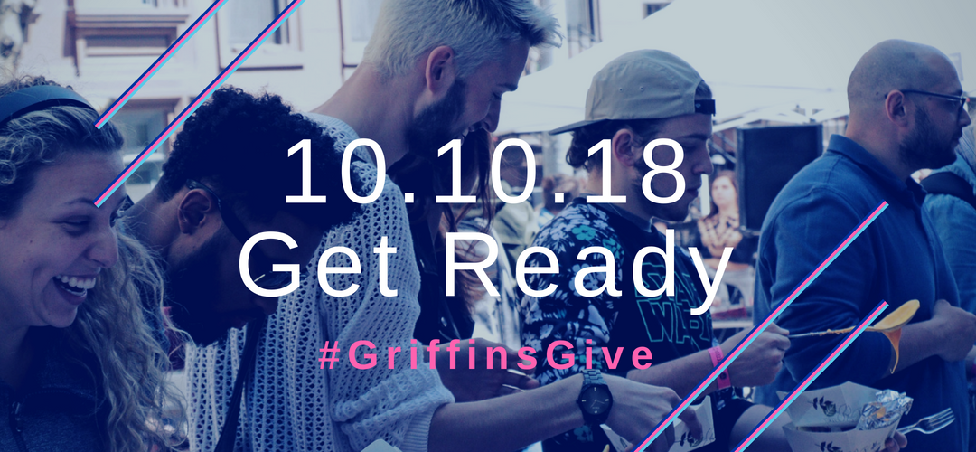 Griffins Give Day Save The Date 2018