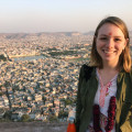 Madison Weisend in Jaipur
