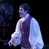 Nick LaMedica '10 performed in MMC's 2009 Theatre Production Workshop of Oliver Goldsmith's She Stoops to Conquer.