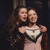 During fall 2009, As You Like It featured Melissa Benoist '11 as Rosalind and Erica Knight '10 as Celia.