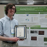 Emerson Khost '13 earned an Honorable Mention at the 16th Annual ASBMB Undergraduate Student Research Competition for hi...