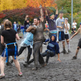 One of the highlights of Homecoming 2009 was the Flag Football game at Roosevelt Island. CLICK HERE to view the photo gall...