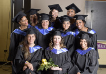 Bedford Hills College Program graduates