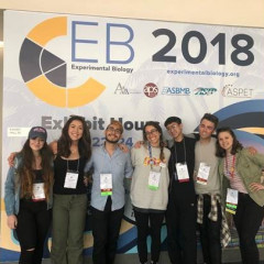 MMC Biology students present at conference