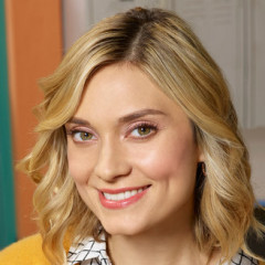 (Spencer Grammer. Photo Credit: NBCUniversal)