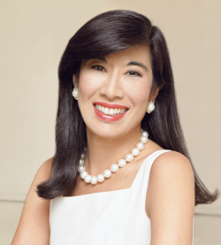 Andrea Jung, President and CEO of Grameen America