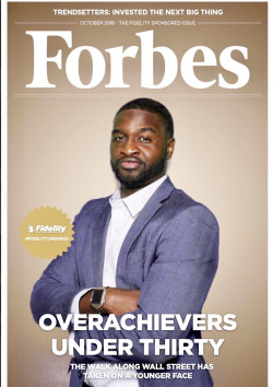 Eli Joseph of the cover of Forbes