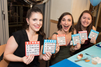 Alumnae enjoy Bingo with a Twist
