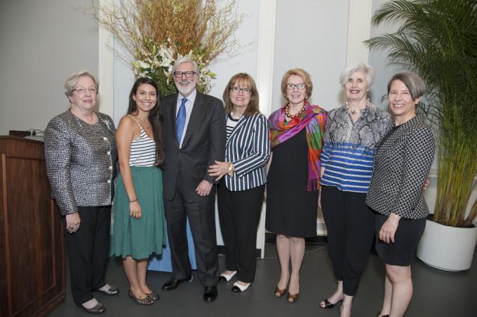 Alumni Reunion Award Winners Marymount Manhattan College