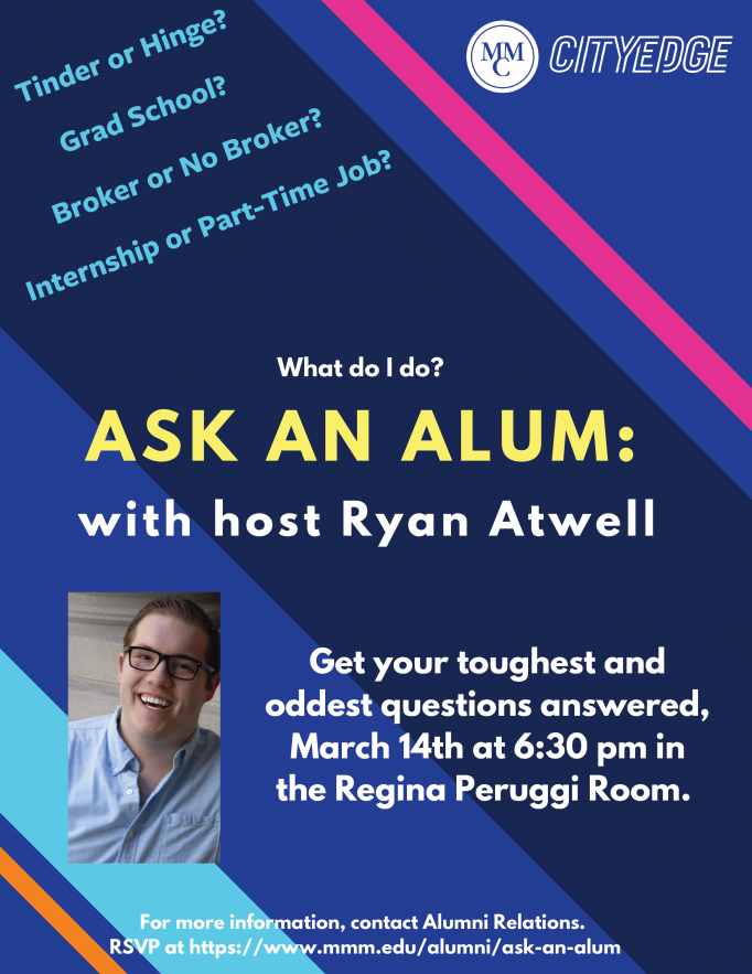 Ask an Alum Event March 2018