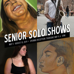 Senior Solo Shows 2019