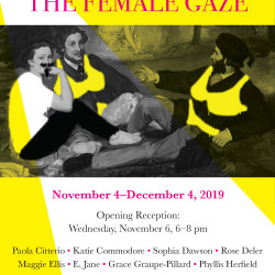 GO FIGURE: The Female Gaze