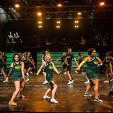Bring It On! at Marymount Manhattan College. Photo by Susan Cook Photography