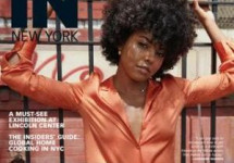 Adrienne Warren - IN New York Magazine Cover