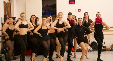 Musical Theatre Daily Dance