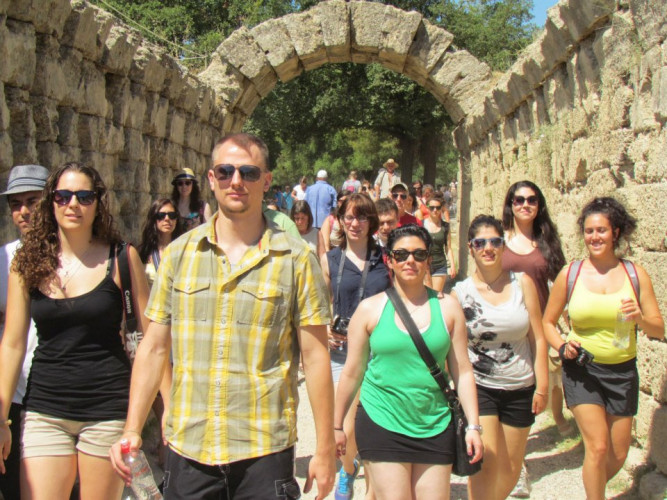 Theatre & Drama of Ancient Greece Trip