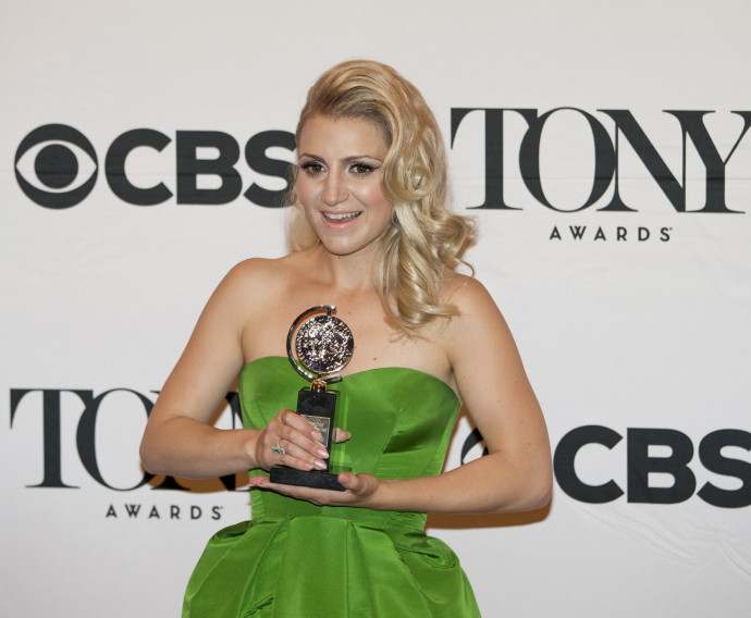 Congratulations to ANNALEIGH ASHFORD '05 for winning the 2015 TONY and DRAMA DESK Awards for Best Featured Actress in a Play (YOU CAN'T TAKE IT WITH YOU)!