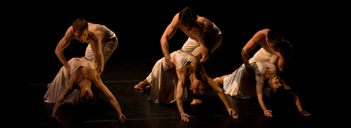 Choreography by Francisco Martinez Photo by Rosalie O'Connor