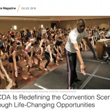 'NYCDA Is Redefining the Convention Scene Through Life-Changing Opportunities'